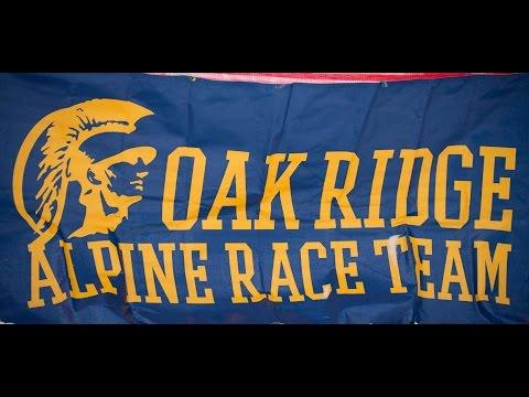 ORHS Alpine Race Team 2015