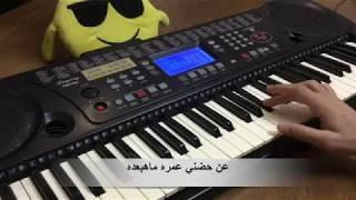 اغنية يتعلموا عمرو دياب مع الكلمات - عزف/ علي حيدر جرادة