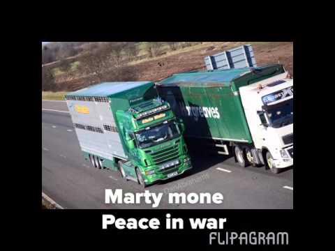 Chris Waite stunning fleet - Marty Mone - peace in war