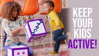 DIY Activity Dice for Bored Kids - HGTV Handmade