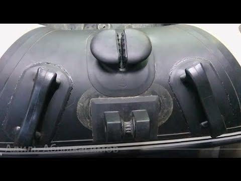 ☝▶Якорная система Тюнинг лодки ПВХ своими руками Модернизация надувной лодки доработка фурнитура рым