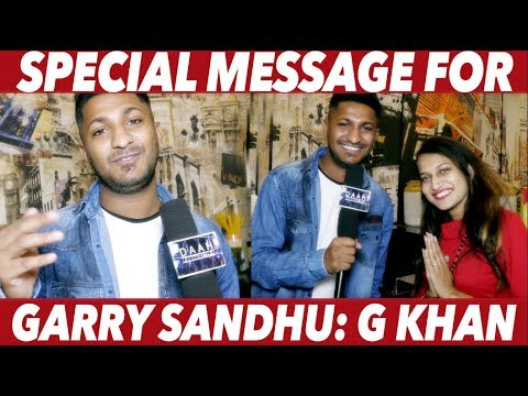 G Khan ft. Garry Sandhu | Gora Rang | Exclusive Interview | DAAH Films