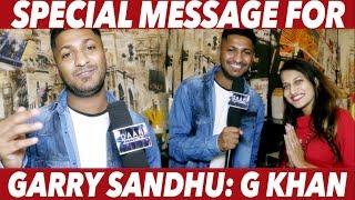 g khan ft garry sandhu gora rang exclusive interview daah films