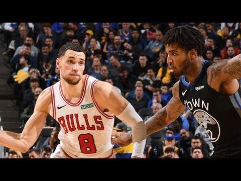 Golden State Warriors Vs Chicago Bulls Full Game Highlights | November 27, 2019-20 NBA Season