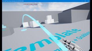 налаштування навігації VR в unreal engine 4 частина 2
