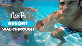 Getaway together | Universal's Cabana Bay Beach Resort