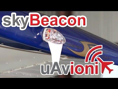 UAvionix SkyBeacon ADS-B Install On A Cessna 172
