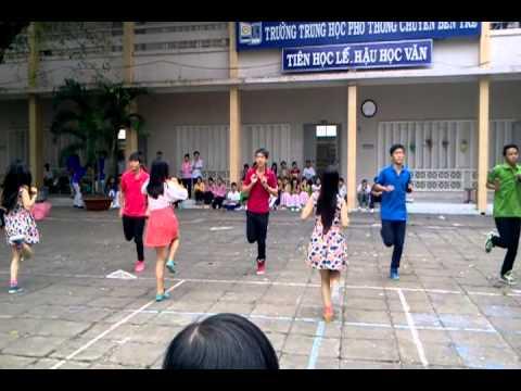 12ANH Chuyên Bến Tre Tổng duyệt văn nghệ LAST DANCE