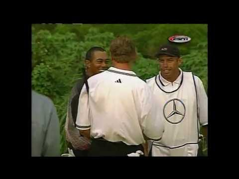 Tiger Woods' Greatest Moments: 2000 Mercedes Championship Fnl Rd.