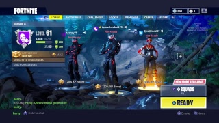 Fortnite with friends, 6 free tires in fornite