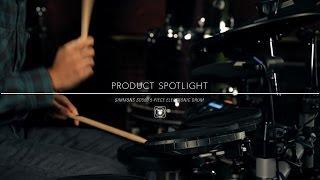 Product Spotlight - Simmons  SD500 5-Piece Electronic Drum Set