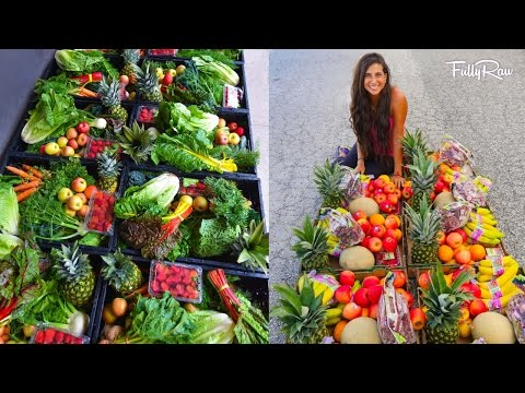 Box Tour at Rawfully Organic with FullyRaw Kristina!