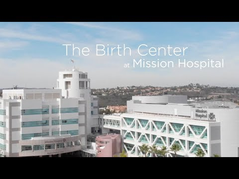The Birth Center at Mission Hospital   Maternity Services