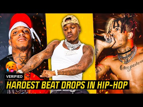 THE HARDEST BEAT DROPS IN HIP HOP!