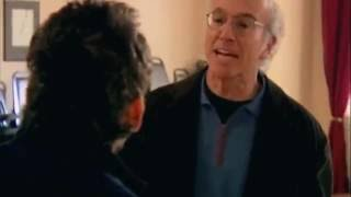 Larry David - Skewers and the Birthday Song