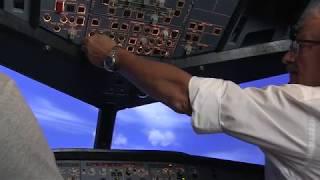 EVS FLIGHTTRAINING - Airbus A320 - Imagefilm 2018