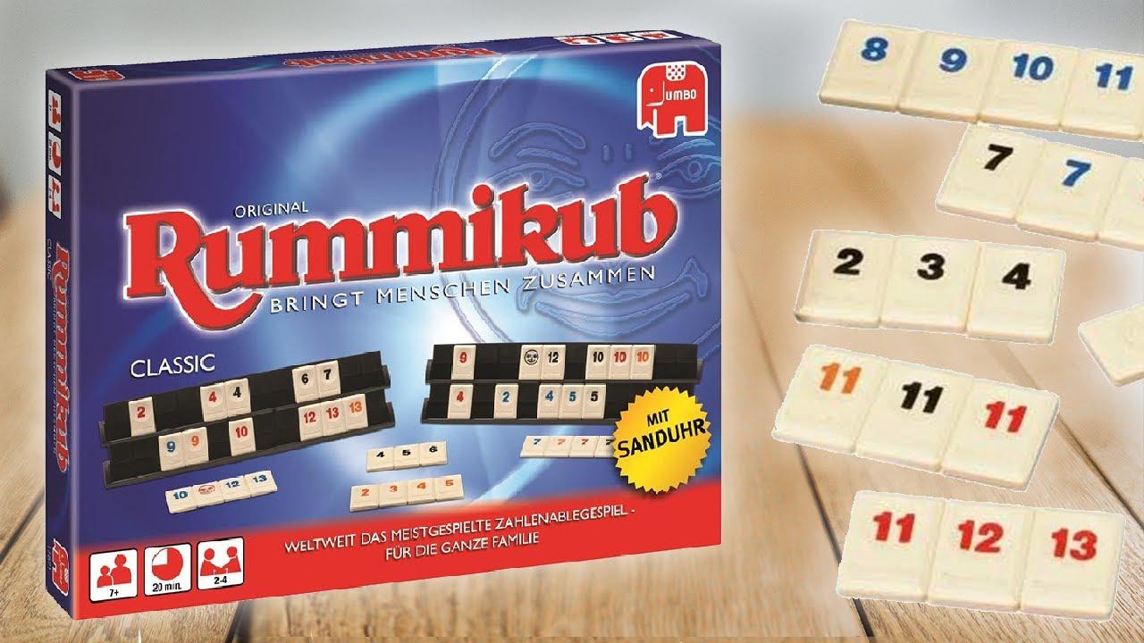 Spielregeln Rummikub