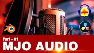 07 Audio Part - A | मेक जोक ऑफ़ की तरह एनीमेशन सीखें