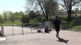 Dog Training - Aggression German Shepherd (part 3)