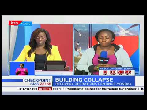 KTN News Live Stream (Nairobi Kenya) - Live Coverage of Anti-IEBC Demonstrations