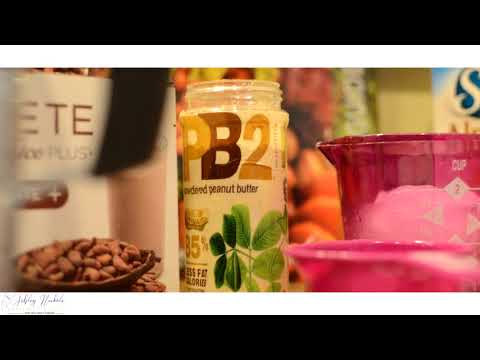 Create A Chocolate Peanut Butter Complete Smoothie With Ashley Nickole