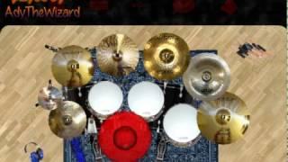 kasih jangan kau pergi   Wani drum cover by Ady
