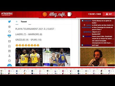 NBA Playoffs 2021 : play-in tournament + 1er tour, voici le gros récap !
