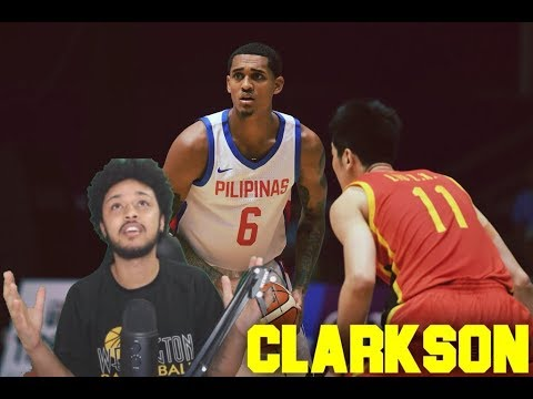 JORDAN CLARKSON GILAS PILIPINAS ASIAN GAMES 2018 FULL HIGHLIGHT