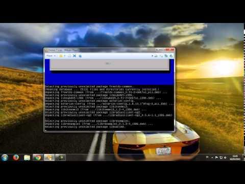 Debian 7 VoIP server : Asterisk + X-Lite + Ekiga