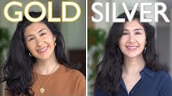 GOLD vs SILVER Jewelry & How To Choose The Right Jewelry