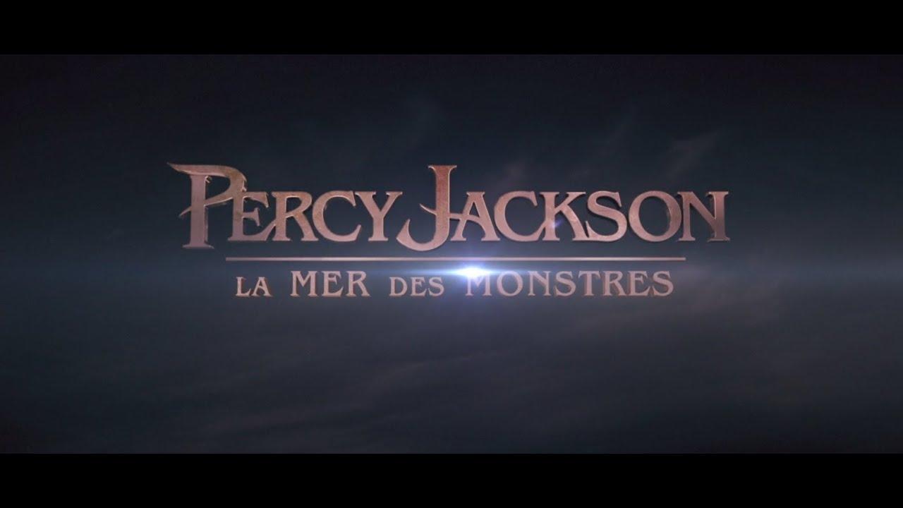 Percy Jackson : La Mer des Monstres - Bande annonce VOST HD