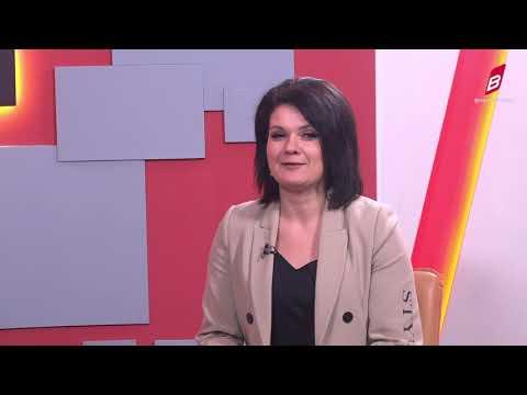 Телеканал ВІННИЧЧИНА: Жанна Грушко. Актуальне інтерв'ю