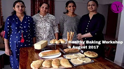 Join Healthy Baking Classes for Beginners