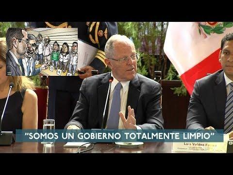 """N Portada 02/03 [Fernán Altuve y César Zumaeta] PPK: """"Somos un gobierno totalmente limpio"""""""