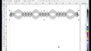 Видео уроки CorelDraw  Базовый элемент линия