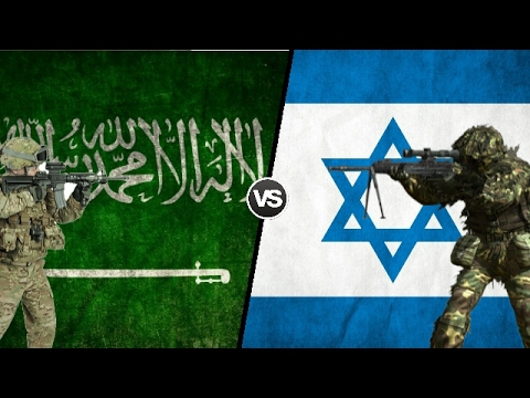 SAUDI ARABIA VS ISRAEL- Military Power Comparison 2017