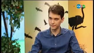 """Никита Здравчев в программе """"В мире животных"""""""