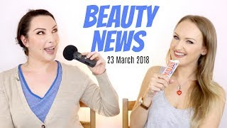 BEAUTY NEWS - 23 March 2018 | New releases