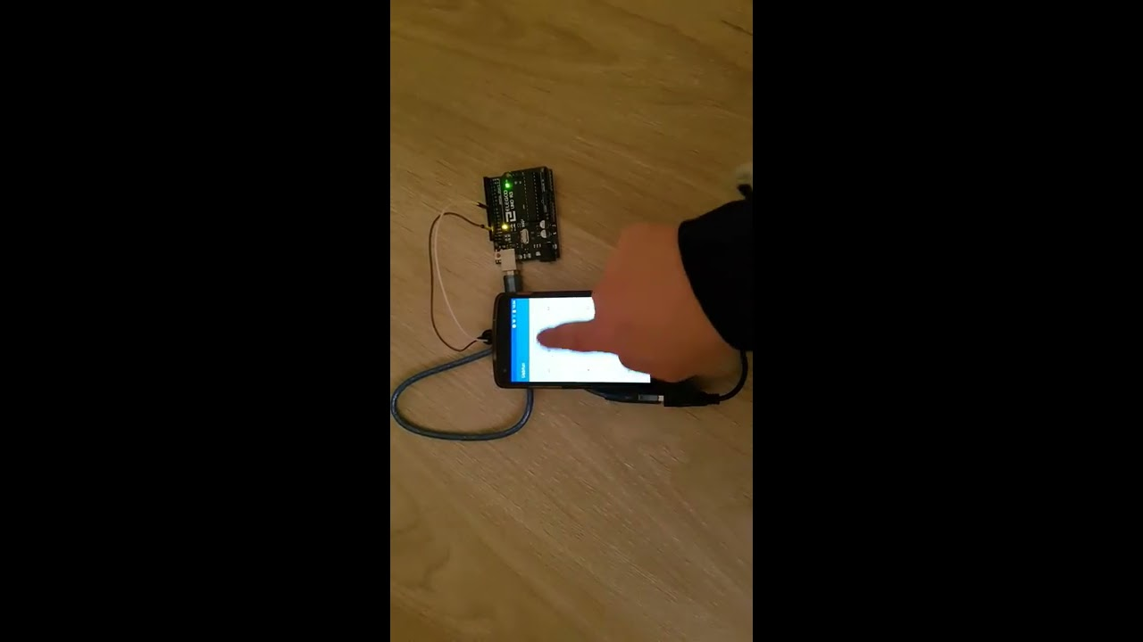 Android Things - USB communications