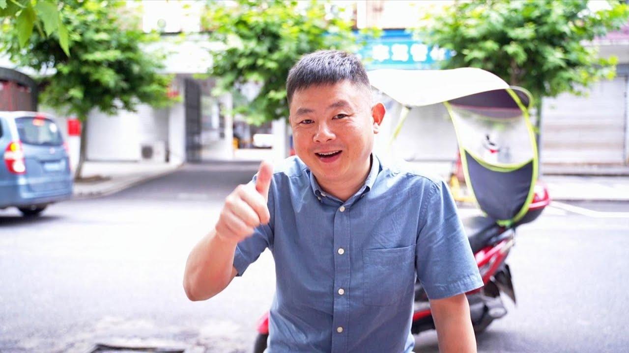 火哥川菜回家中国行云南站,雅安名山羊肉汤大肉面,早餐吃安逸了