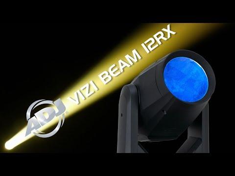 ADJ Vizi Beam 12RX Sneak Peek