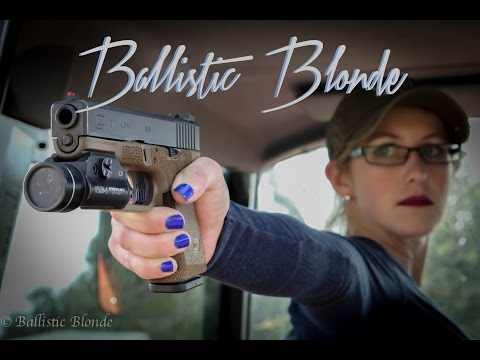 Ballistic Blonde - Concealed Carry Permits
