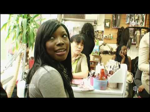Enquête Exclusive M6 La vie des Africains de Paris