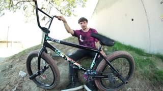 BMX - MADERA PRO DAN KRUK'S RIDE!