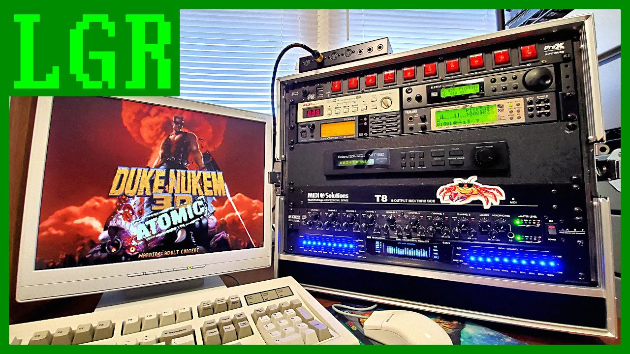 Building a Bigger, Badder MIDI Mountain - download from YouTube for free