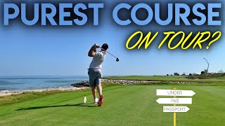 The Purest Golf Course On Tour?? Under Par Passport - Oman