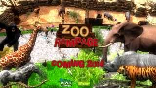 ZOO RAMPAGE TRAILER #1