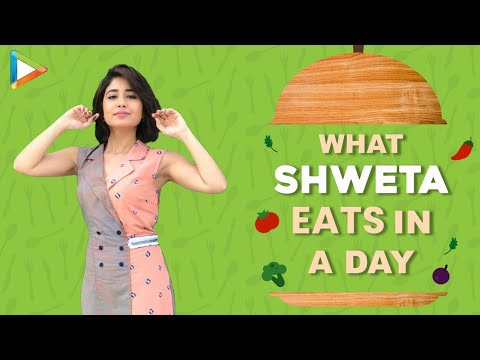 What I Eat In A Day With Shweta Tripathi | Diet | Lifestyle | Fitness