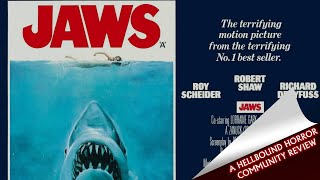 JAWS (1975) Canada Black's Review | Hellbound Community Review