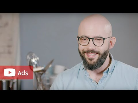 Meet the Creators: Andrew Rea of Binging with Babish | YouTube ...